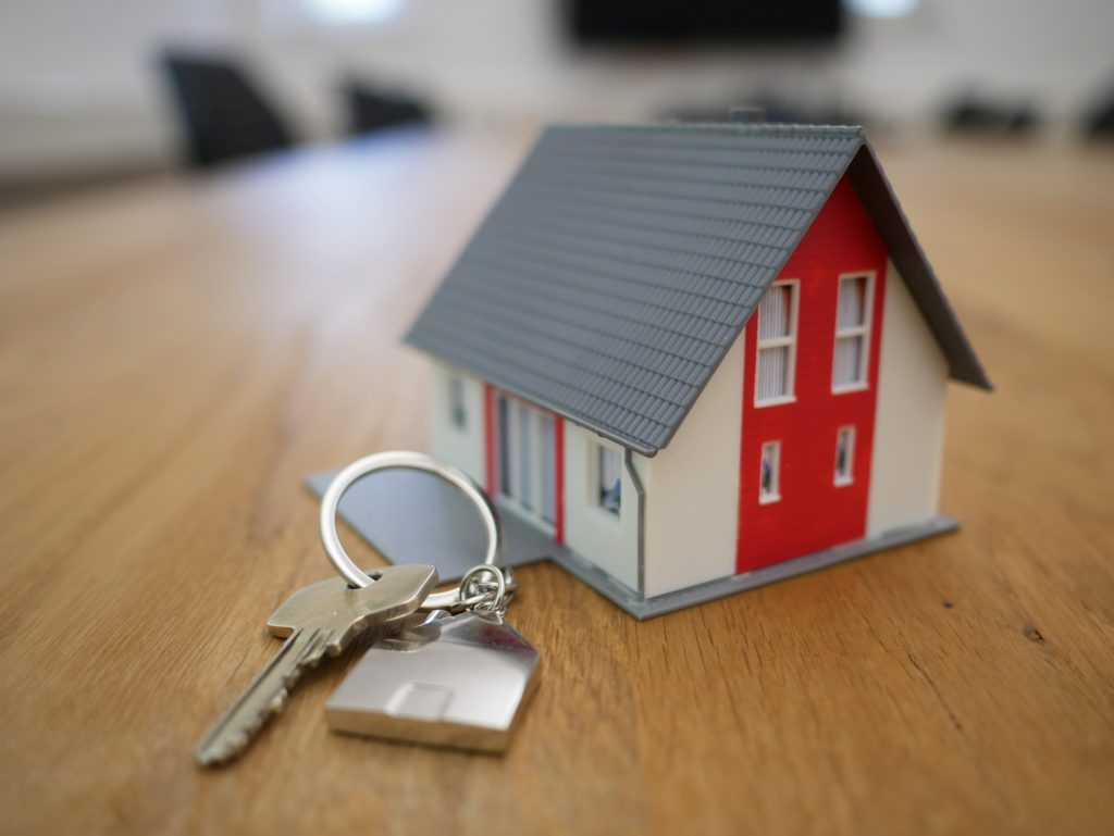 A Home with Keys